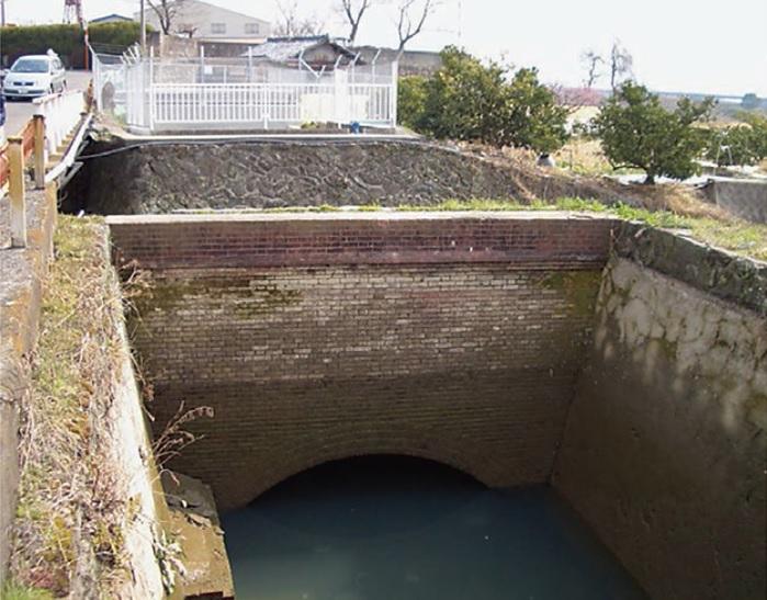 中谷川水門